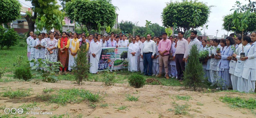 Anandpuri : My india Green India